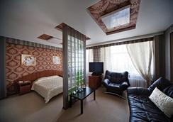Moya Hotel - ซามารา - ห้องนอน