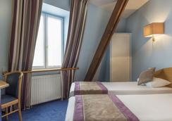 Hotel France Albion - ปารีส - ห้องนอน