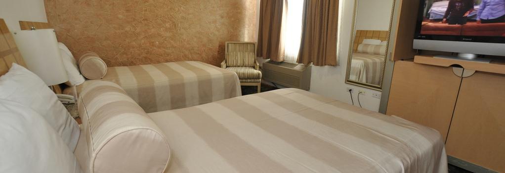 Maria Bonita Business Hotel & Suites - Ciudad Juarez - Bedroom