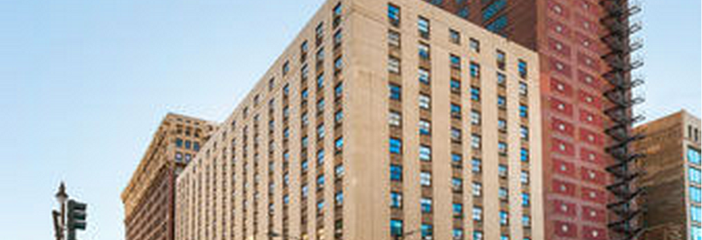 Travelodge Hotel Downtown Chicago - Chicago - Building