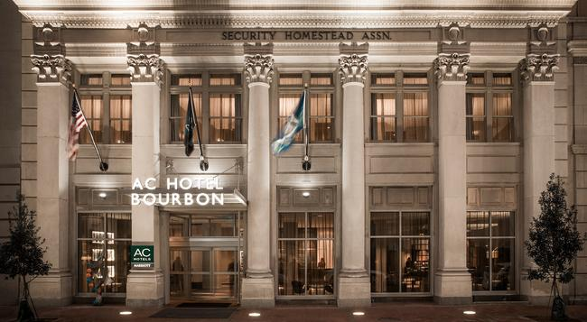 AC Hotel New Orleans Bourbon French Quarter Area - New Orleans - Building