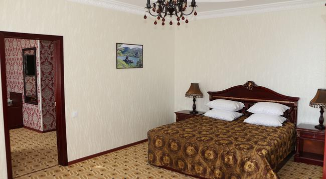 Magas Hotel - Astana - Bedroom