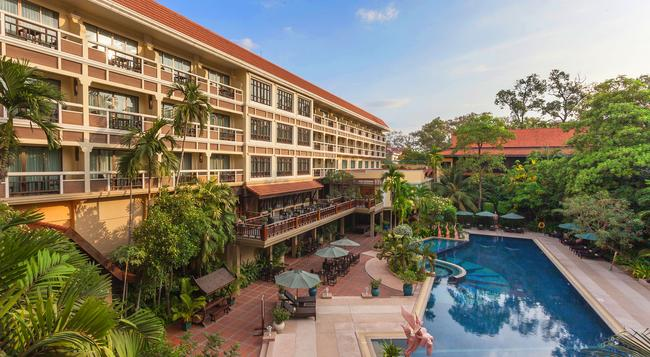 Prince D'Angkor Hotel & Spa - Siem Reap - Pool