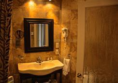 Hotel Kutuma - มอนทรีออล - ห้องน้ำ
