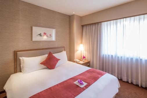 โรงแรมริเวอร์วิว ไทเป - ไทเป - ห้องนอน
