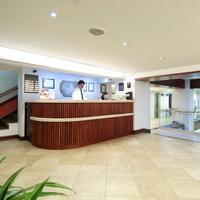 Balmoral Hotel Lobby