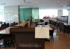 Hotel Royal @ Queens - สิงคโปร์ - ร้านอาหาร