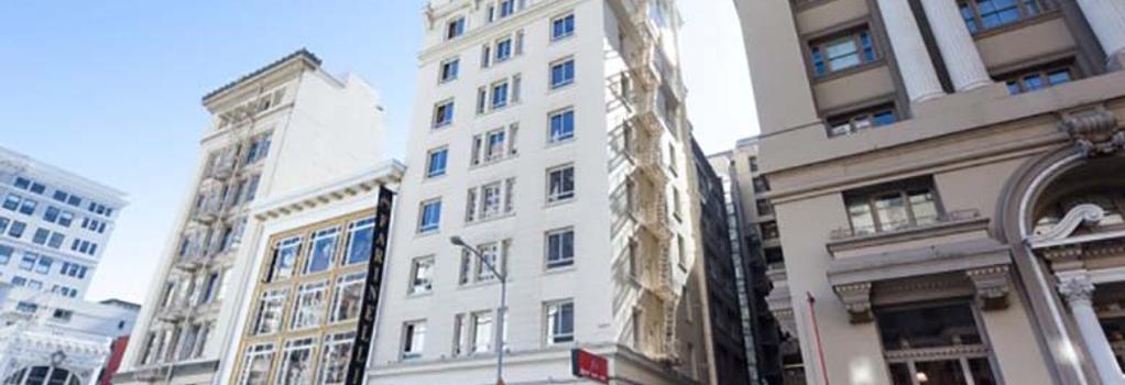 Hotel 32One - San Francisco - Building