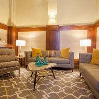 Hotel 32One Lobby Sitting Area