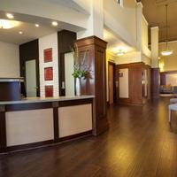 Hotel 32One Reception