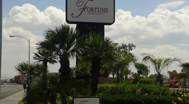Fortune Hotel & Suites - Las Vegas - Outdoor view