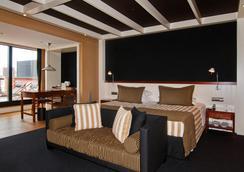 U232 Hotel - บาร์เซโลน่า - ห้องนอน