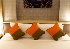 โรงแรมมิราเคิล สนามบินสุวรรณภูมิ - สมุทรปราการ - ห้องนอน