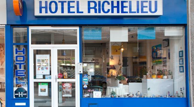 Le Richelieu - Le Havre - Outdoor view