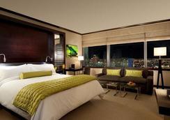 Luxury Suites International at Vdara - ลาสเวกัส - ห้องนอน