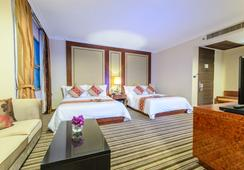 The Berkeley Hotel Pratunam - กรุงเทพฯ - ห้องนอน