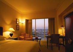 Grand Nile Tower - ไคโร - ห้องนอน