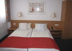 Hotel Hesse - อาเคิน - ห้องนอน