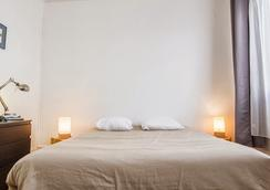 La Ciutat Rosa - ตูลูส - ห้องนอน
