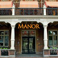 Hampshire Hotel - The Manor Amsterdam Hotel Entrance