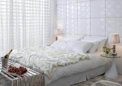 Alexander Tel-Aviv Hotel - เทลอาวี - ห้องนอน
