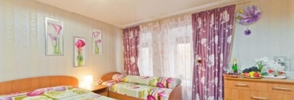 Advanced Trio Hotel - Saint Petersburg - Bedroom