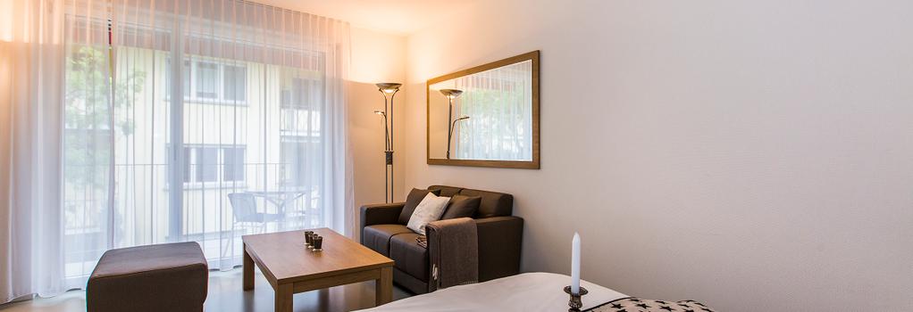 Nest Temporary Living - Zurich - Living room