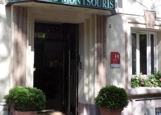 Hôtel Du Parc Montsouris