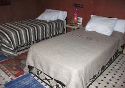 Dar Alaafia - วาร์ซาเซต - ห้องนอน