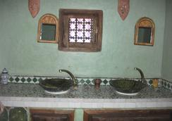 Dar Alaafia - วาร์ซาเซต - ห้องน้ำ