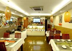 Golden Palace Hotel - ฮานอย - ร้านอาหาร