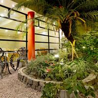 Sarmiento Palace Hotel Jardín de Invierno