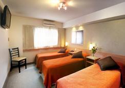 Sarmiento Palace Hotel - บัวโนสไอเรส - ห้องนอน