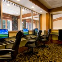 Homewood Suites by Hilton Raleigh-Crabtree Valley Business center