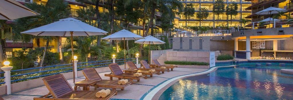 Chanalai Flora Resort Kata Beach Phuket - Karon - Building