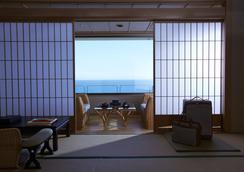 Wakamatsu Hot Spring Resort - ฮาโกดาเตะ - ห้องนอน