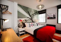 The Wellington Hotel - ลอนดอน - ห้องนอน