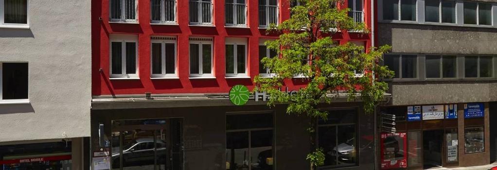 H+ Hotel München City Centre B & B - Munich - Building
