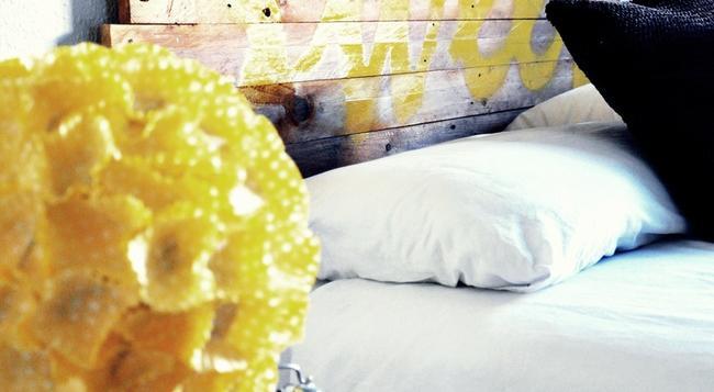 Dulces Dreams Boutique Hostel - Malaga - Bedroom