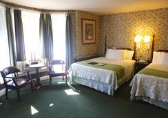 Inn at St John - พอร์ตแลนด์ - ห้องนอน