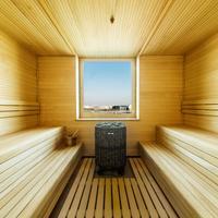 Airport Hotel Okecie Sauna