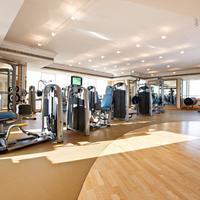 Fairmont Dubai Fitness Facility