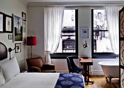 The Nomad Hotel - นิวยอร์ก - ห้องนอน