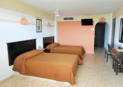 Hotel Playa Bonita - มาซาตลัน - ห้องนอน