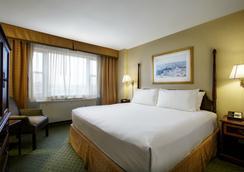 University Inn Washington DC - วอชิงตัน - ห้องนอน