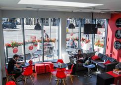 Haymarket Hub Hotel - เอดินเบิร์ก - ร้านอาหาร