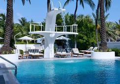 Villas At Shelborne - ไมอามีบีช - สระว่ายน้ำ