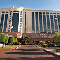 Phoenix Airport Marriott Exterior