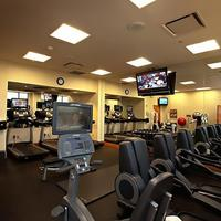 Phoenix Airport Marriott Health club