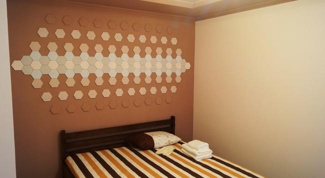 Potemkin's Favorite Suites - Odessa - Bedroom